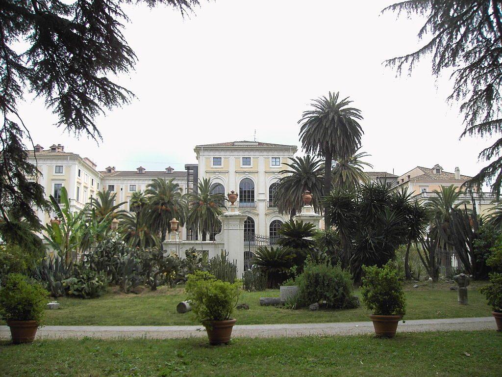 Palacio Corsini -Roma