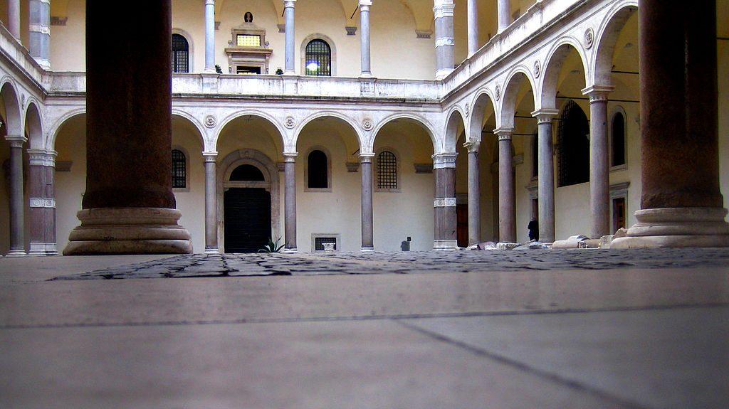 Palacio de la Cancillería 1