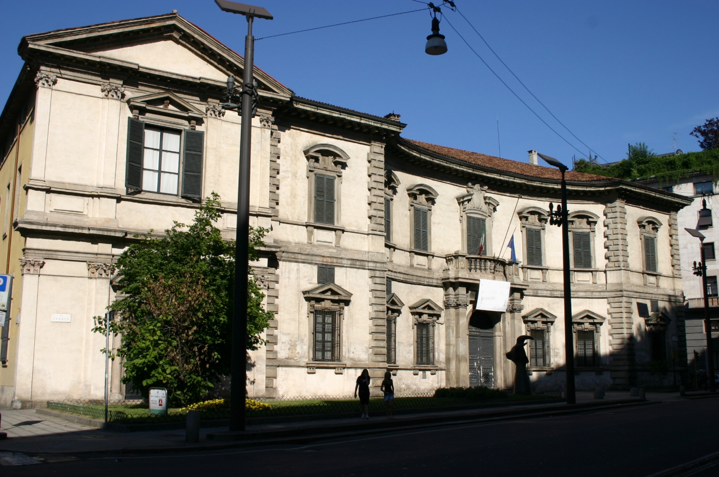 Palacios de Milán