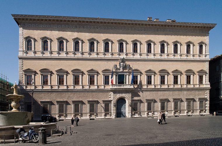 Palacio Farnesio 1