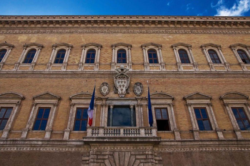 Palacio Farnesio 7