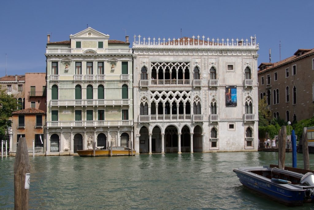 Palacios de Venecia 1