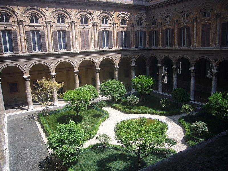 Palazzo Doria-Pamphili y Galleria Doria Pamphilj – Italia