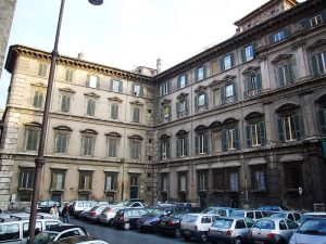Palazzo Doria-Pamphili y Galleria Doria Pamphilj 2