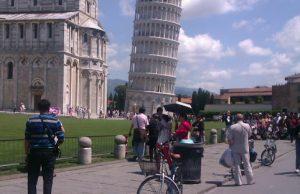 Plazas en Italia