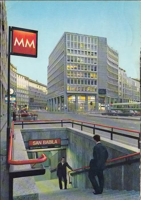 Piazza San Babila 5
