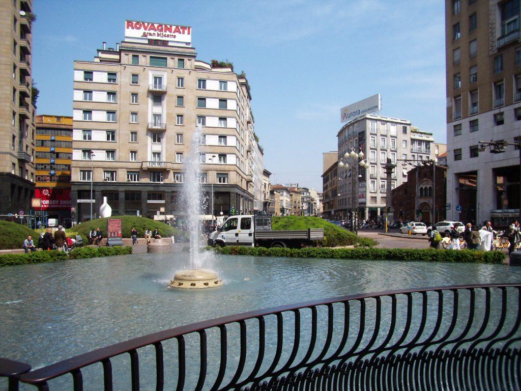 Piazza San Babila 7