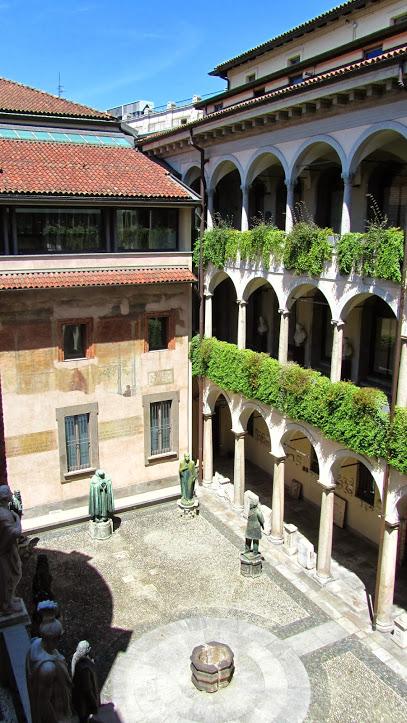 Pinacoteca Ambrosiana 1