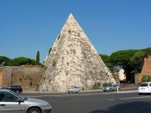 Pirámide Cestia 5