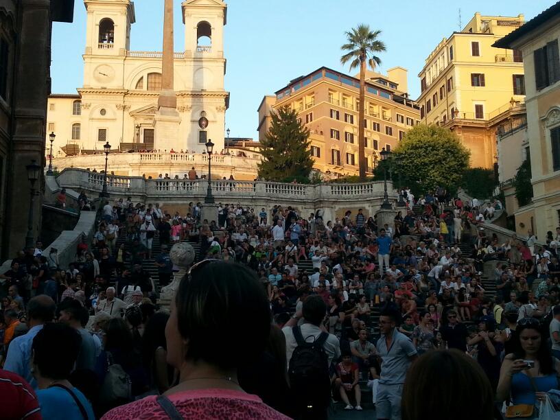 Plaza de España (Roma) 1