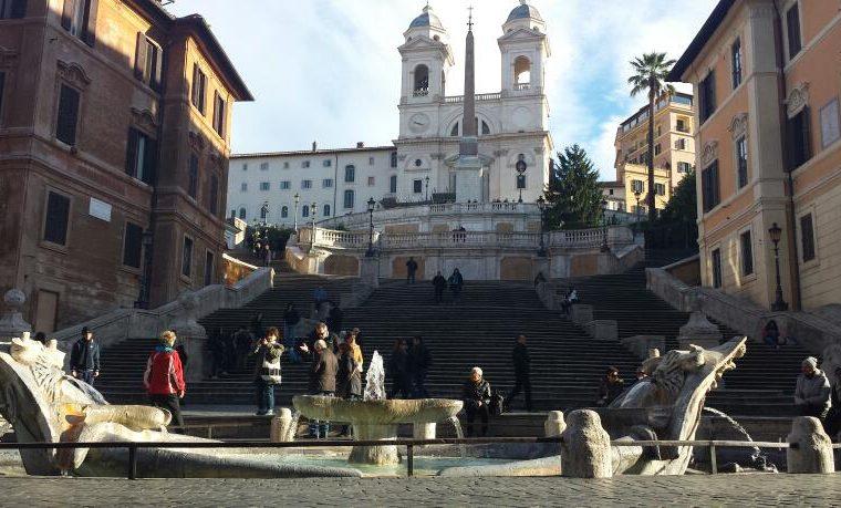 Plaza de España (Roma) 3