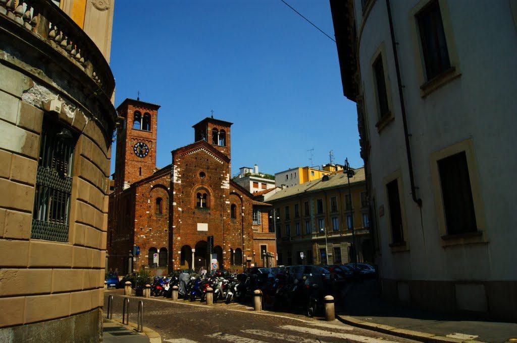 Plaza de San Sepolcro 2