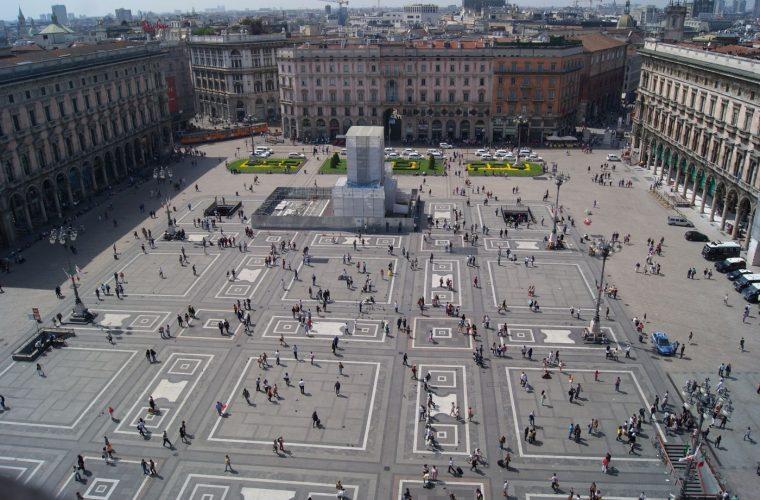 Plazas de Milán 1
