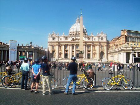 Recorridos por la ciudad de Roma 2