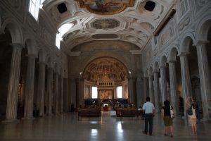 San Pietro in Vincoli (en español: San Pedro encadenado) 2