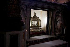 San Pietro in Vincoli (en español: San Pedro encadenado) 3