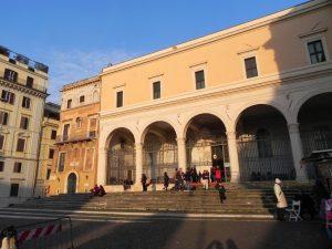 San Pietro in Vincoli (en español: San Pedro encadenado) 8