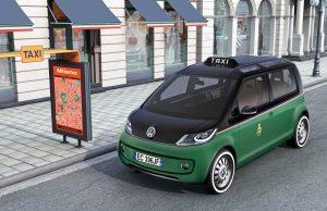 Taxis en Milán