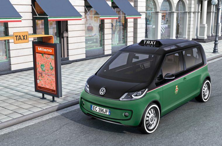 Taxis en Milán 1