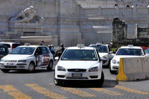 Taxis en Roma 1