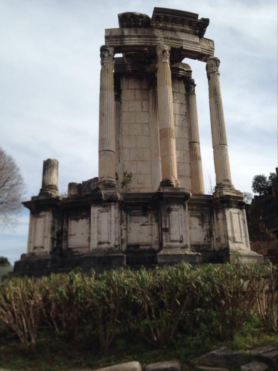 Templo de Vesta 2