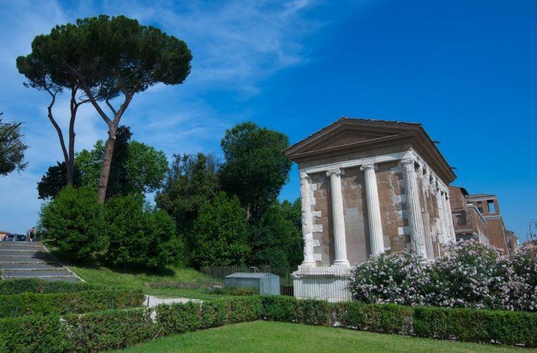 Templo de Vesta 4