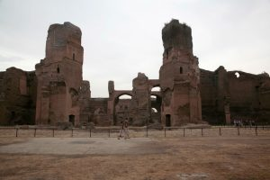Termas de Caracalla 4