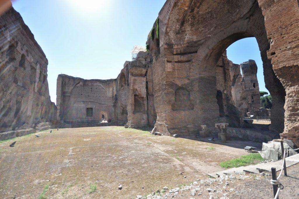 Termas de Caracalla 9