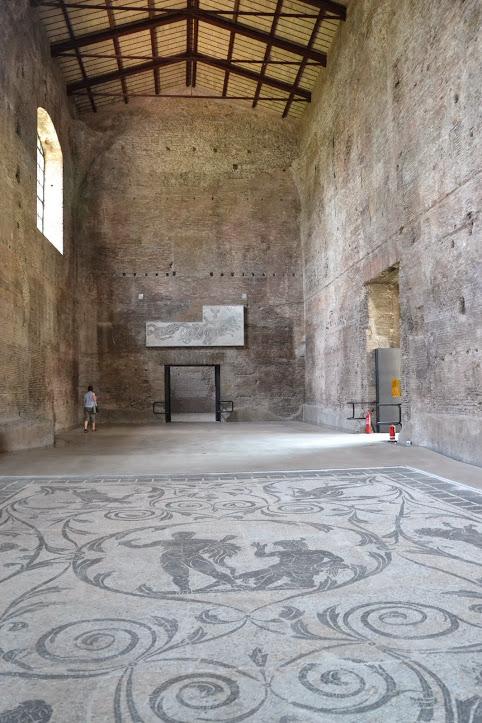 Termas de Diocleciano 4