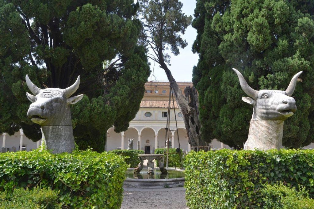 Termas de Diocleciano 11
