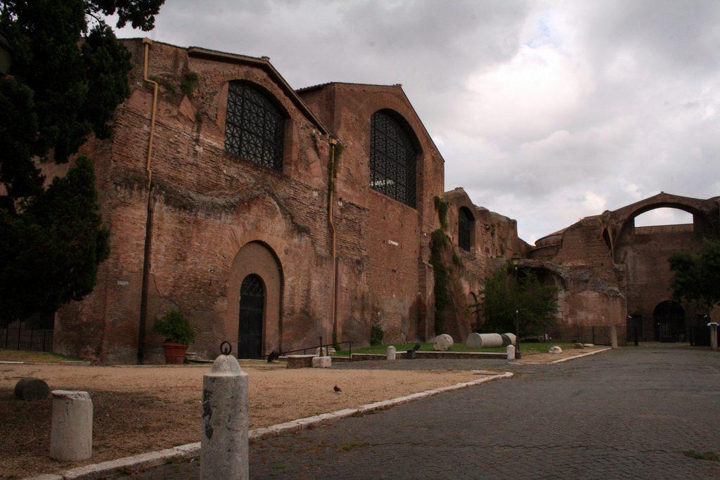 Termas de Diocleciano 14