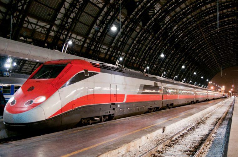 Trenes en Italia 1