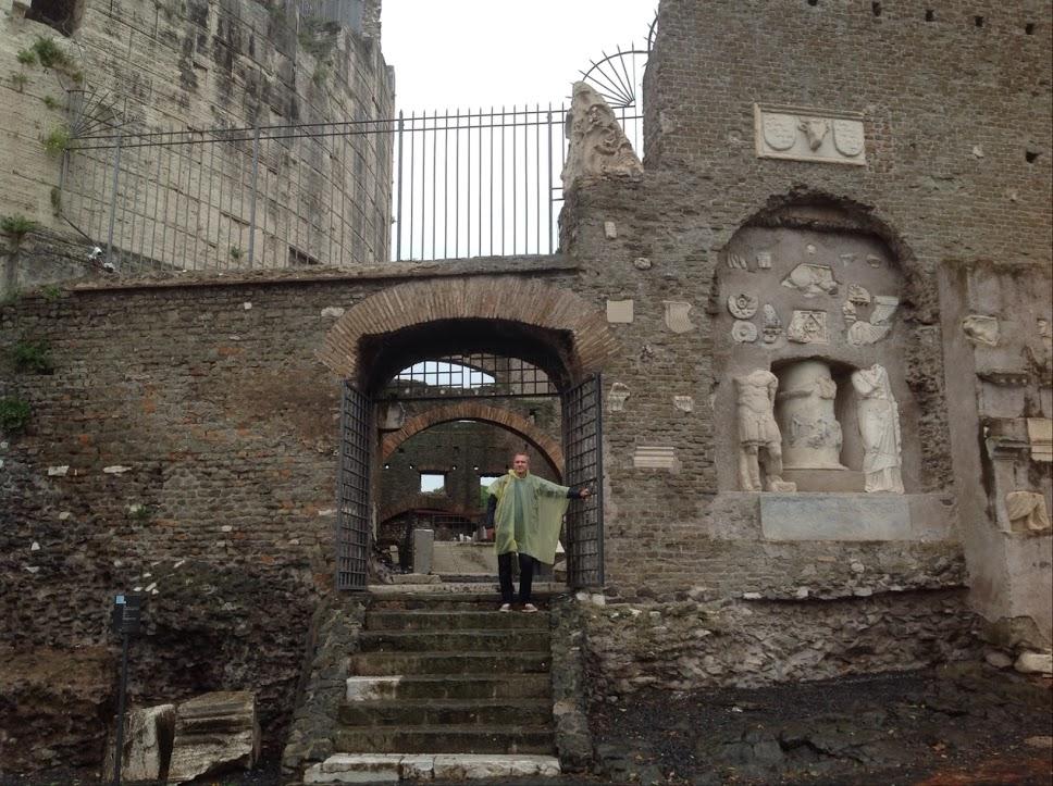 Tumba de Cecilia Metella – Roma