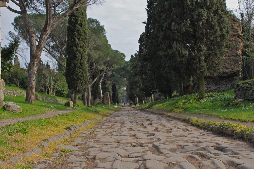 Vía Apia Antica - Turismo.org