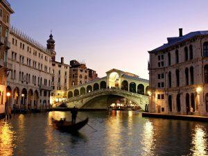 Venecia una aventura romántica 1