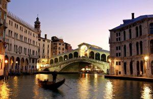 Venecia una aventura romántica