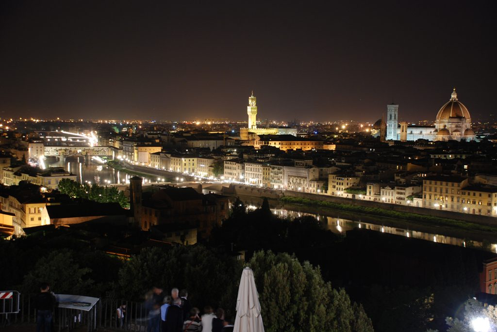 Vida nocturna en Milán 1