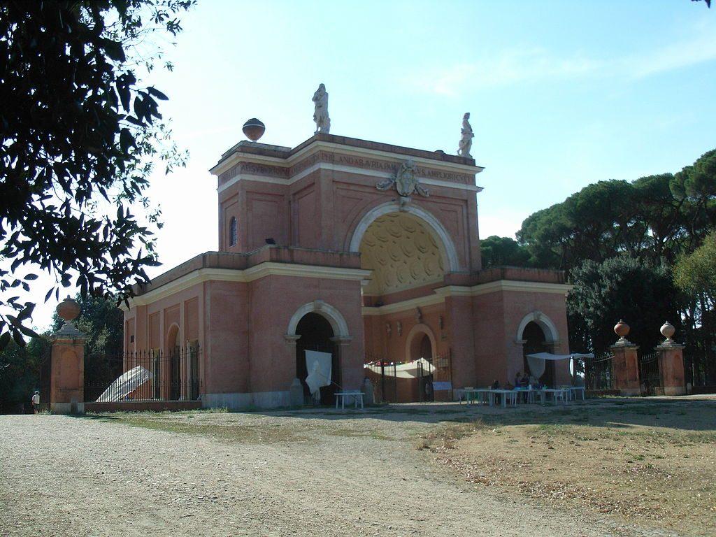 Villa Pamphili 1