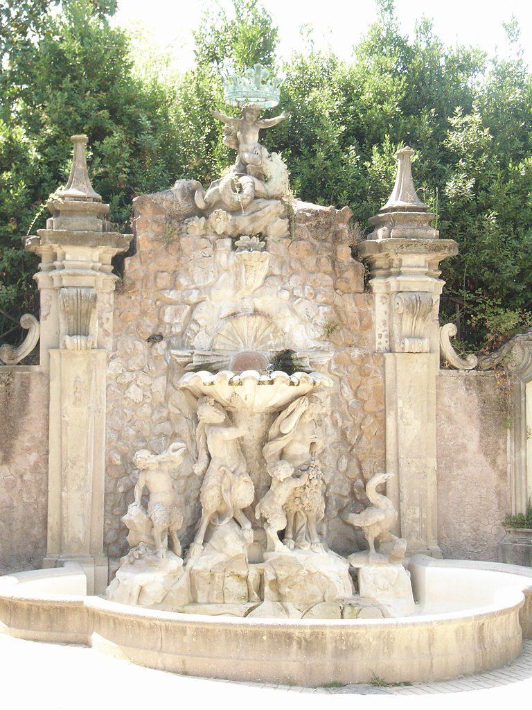 Villa Sciarra 1