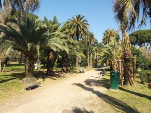 Villa Sciarra 7