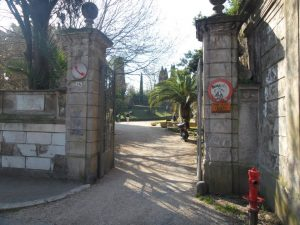 Villa Sciarra 8