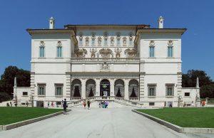 Villa y Galleria Borghese