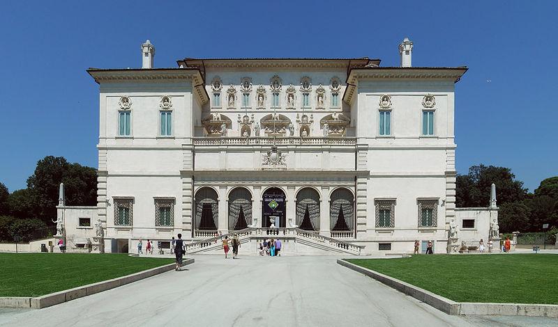 Villa y Galleria Borghese 1
