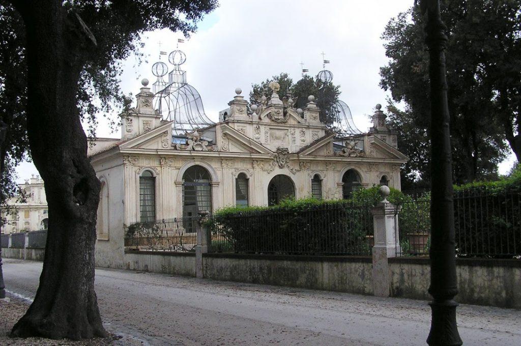 Villa y Galleria Borghese 3