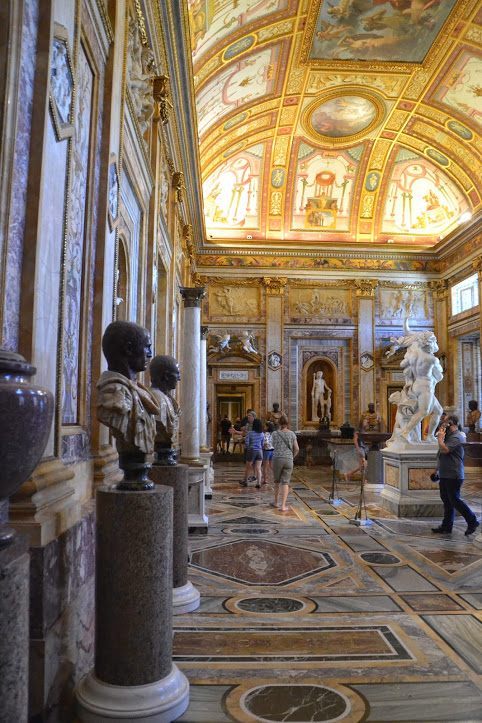 Villa y Galleria Borghese 8