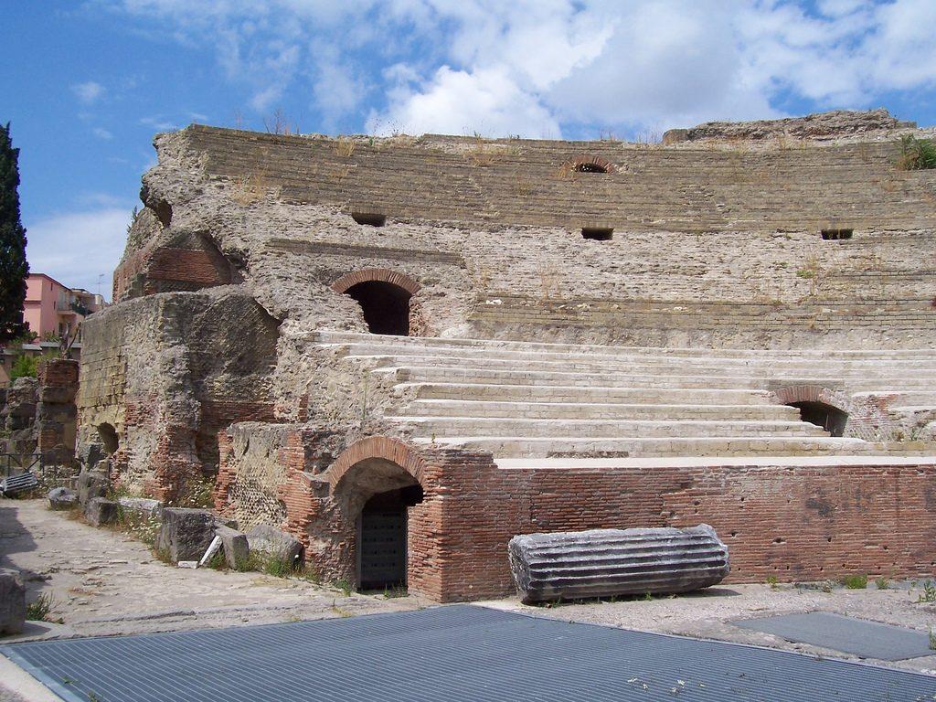 Anfiteatro Flavio  6