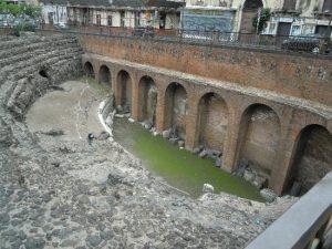Anfiteatro romano de Catania 6
