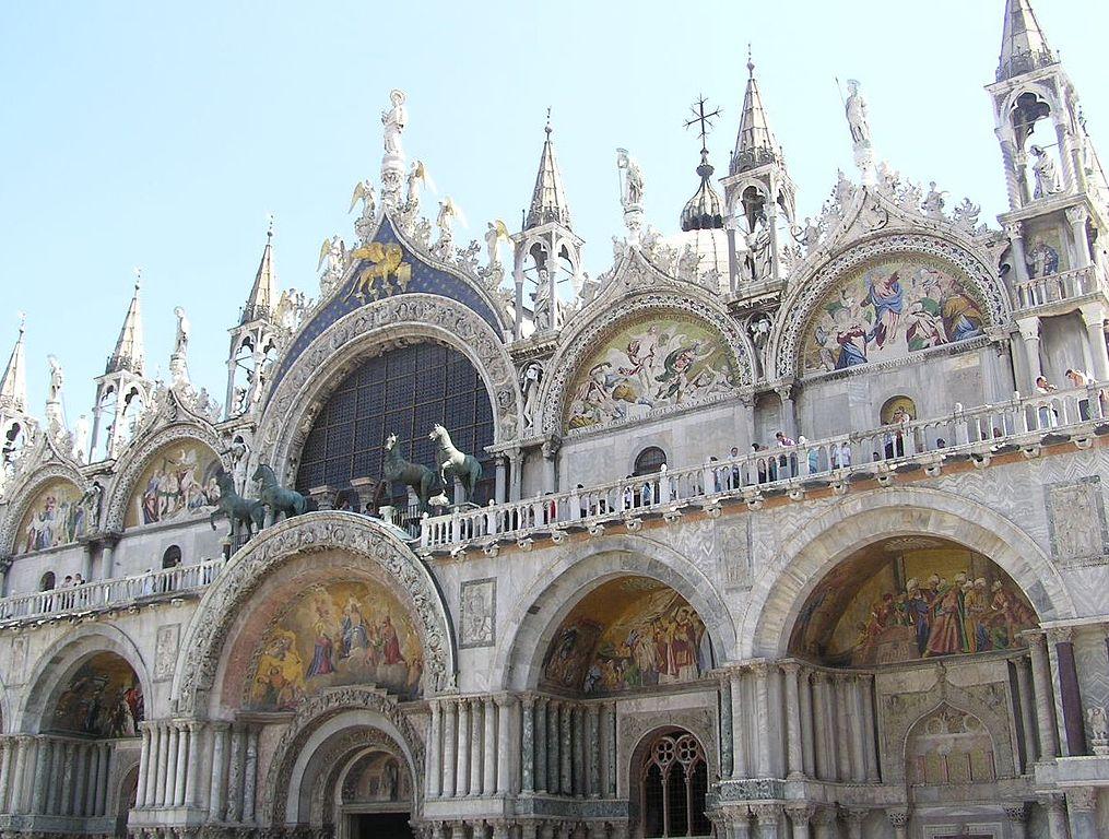 Basílica de San Marcos  1
