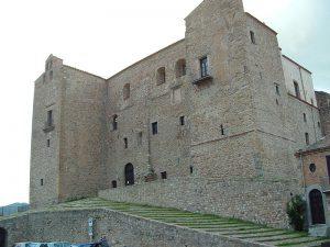 Il castello dei Ventimiglia