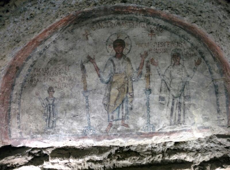 Catacumbas de San Gennaro 2